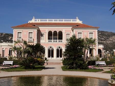 16. Vila Villefranche - Coasta de Azur.JPG