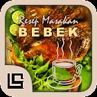 Resep Bebek icon
