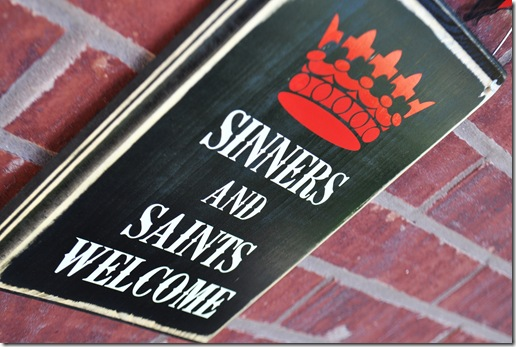 SINNERS AND SAINTS (2)