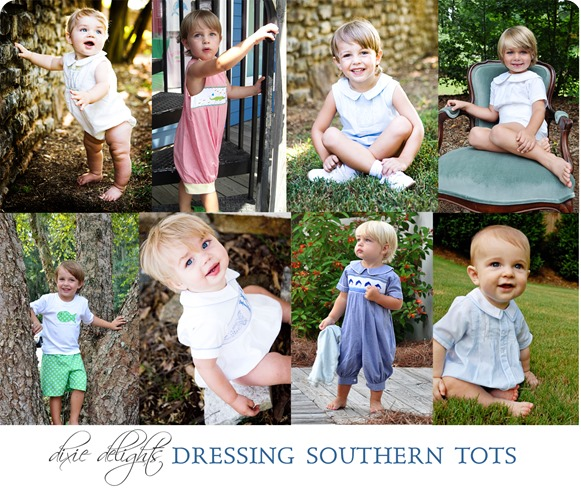 Dixie Delights Dressing Southern Tots