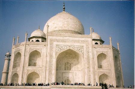 Imagini Taj Mahal Agra