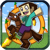 Horse Craft - Mine Game