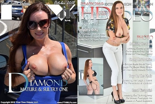 [FTVMilfs] Diamond - Mature & Sultry One sexy girls image jav
