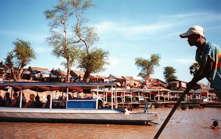 Locuinte lacustre Cambogia