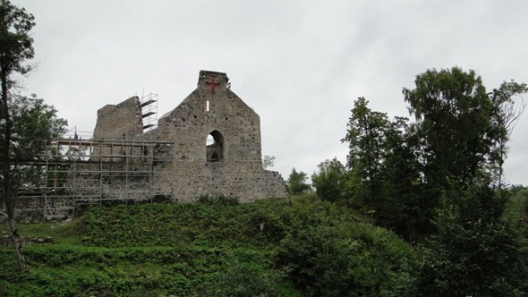 Castelo Medieval de Sigulda