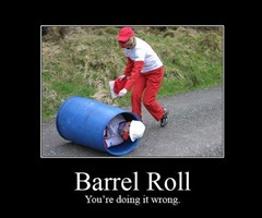 barrel-roll