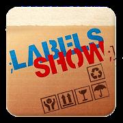 Labels Show Pro. (Sale 50%)