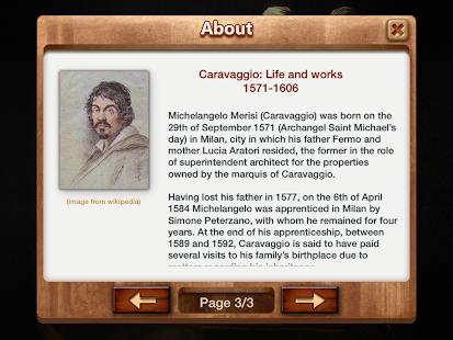 Little Caravaggio - screenshot thumbnail