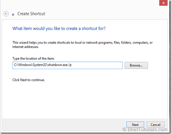 Add Shutdown and Restart Tiles To Windows 8