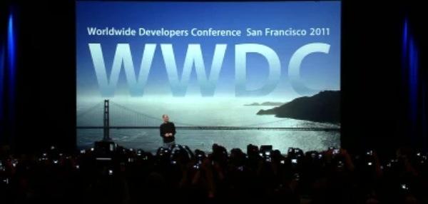 Applenosol CXXVIII: Keynote inaugural del WWDC 2011. Nueva Switcher Aurora.