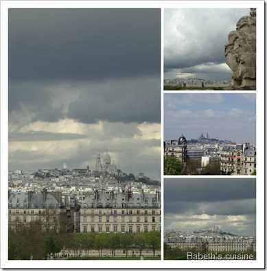 PicMonkey Collage Montmartre