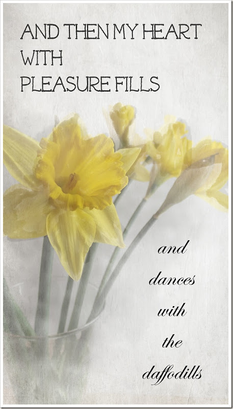 dance with the daffodils