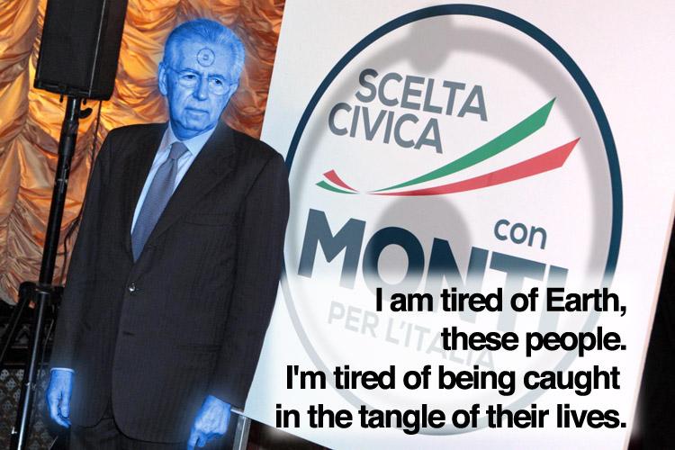 Mario Monti is dr. Manhattan