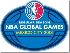 nba global games mexico 2013