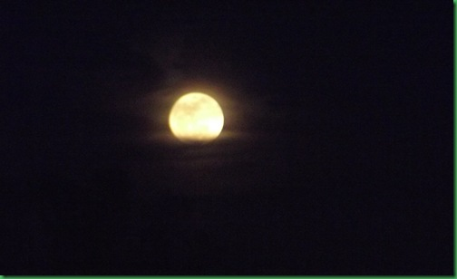 Saturday Full Moon & drumming 188A