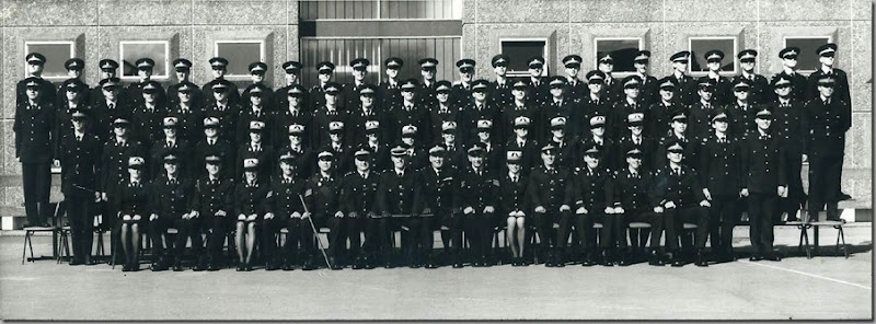 Durham Police Cadet Training School : September 1980