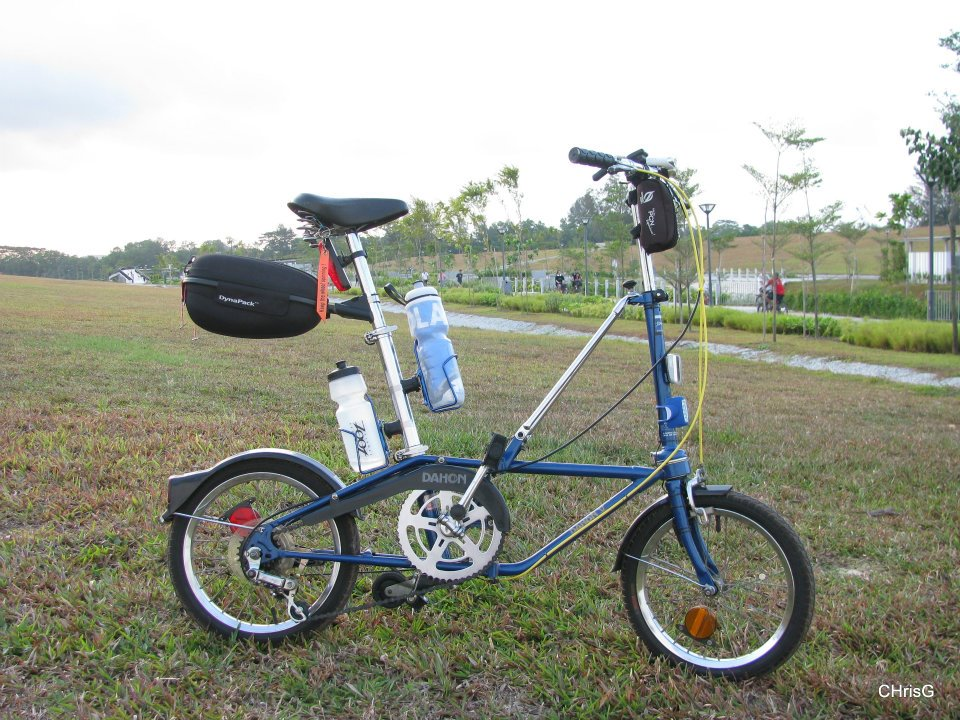 Citizen And Versa Folding Bikes Bike Forums