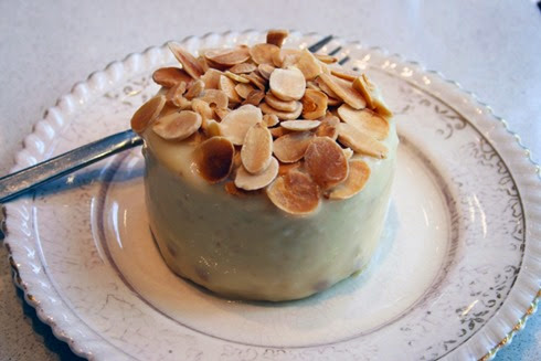 Mini Cake Miel Citron