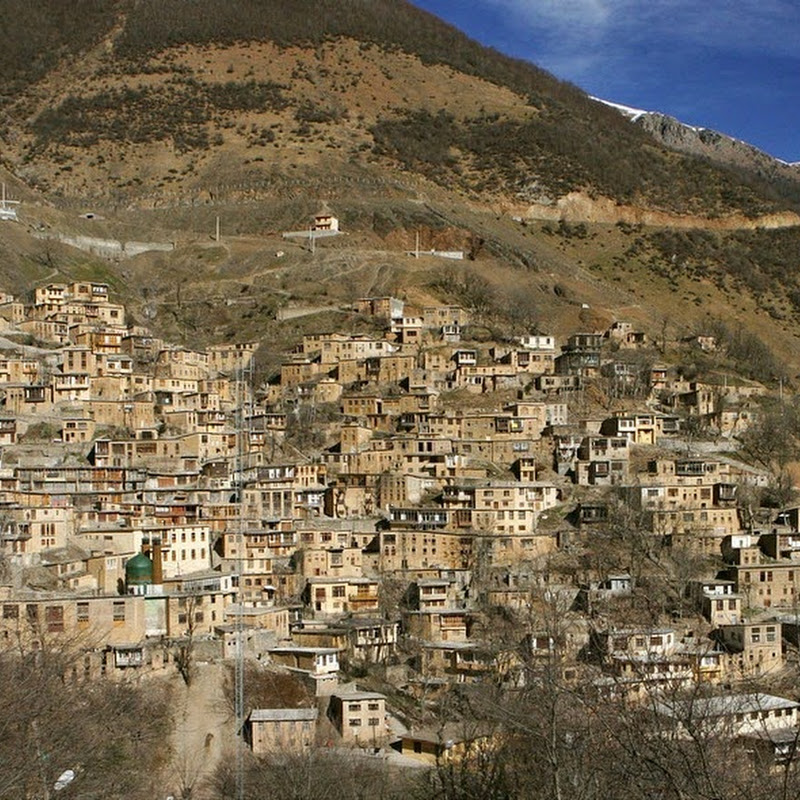 The Historic Village of Masouleh