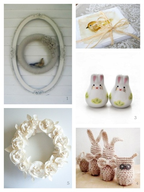 Blog Easter Etsy Roundup_Neutral Collage 2