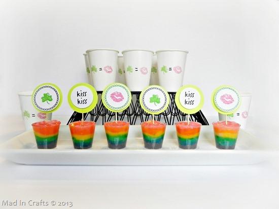 Kiss Me I'm Irish Party