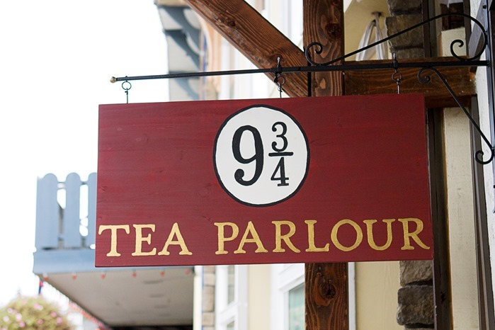 Tea Parlor in Poulsbo Washington