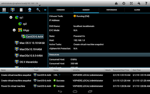 vmwPAD- screenshot thumbnail
