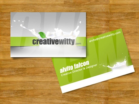 CreativeWitty-Business-Card