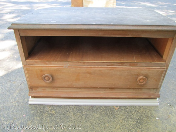 Chest of Drawers into Entertainment Center (41)