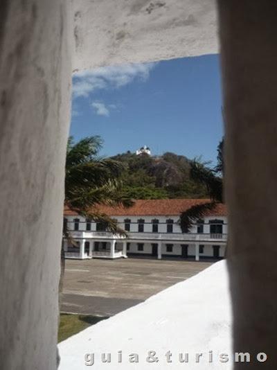 Forte São Francisco Xavier da Barra