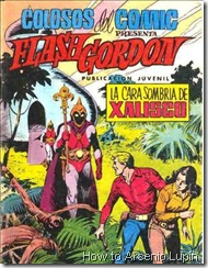P00019 - Flash Gordon #19