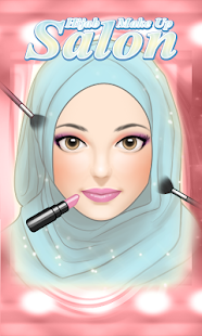 Hijab Make Up Salon- screenshot thumbnail