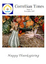 Edição 15 de novembro de 2007 Happy Thanksgiving
