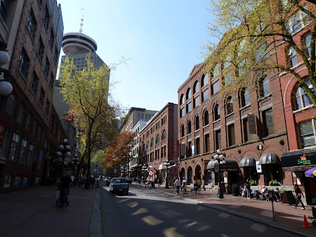 Imagini Vancouver: Gas Street