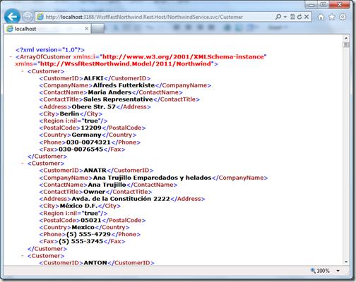 Brij Mohan - A Microsoft  NET Developer's Blog: WCF REST and SOAP