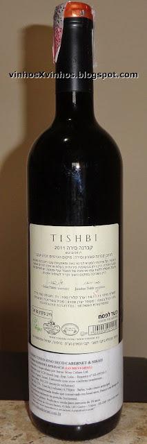 vinho tishbi