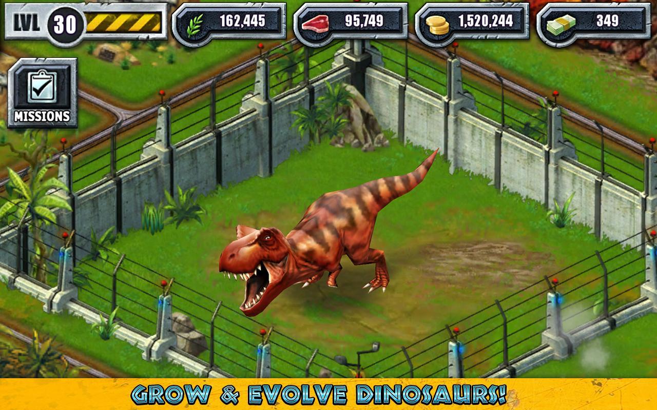 Jurassic ParkTM Builder Android