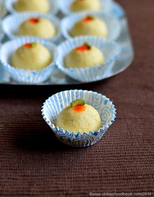 Paneer laddu/Paneer ladoo recipe