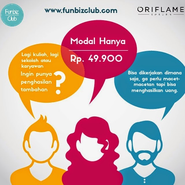 New Life With Oriflame Maret 2015