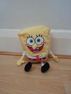 foto Sponge Bob hasil kamera Sony Xperia Z2