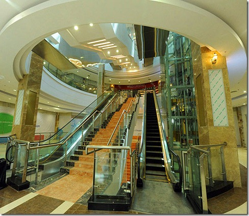 Lulu Shopping Mall interior