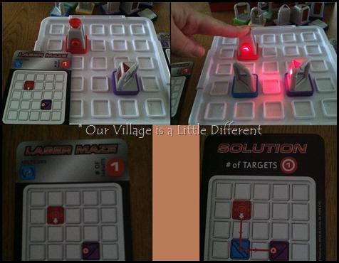 Laser Maze - Easy