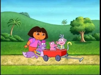Three L'il Piggies