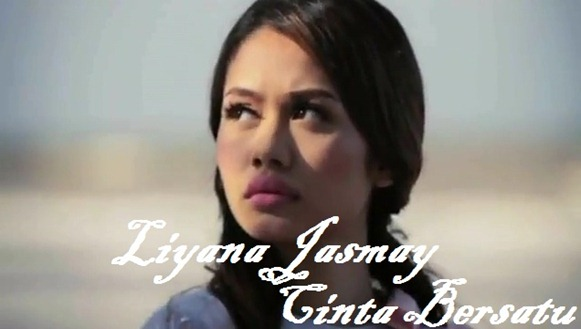 lirik cinta bersatu_liyana jasmay