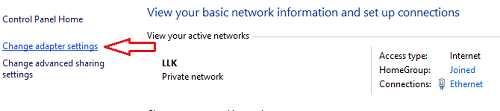 Đổi DNS để vào Facebook cực dễ dàng