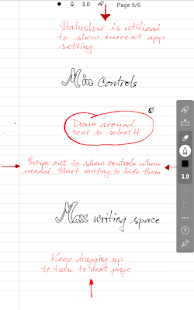 INKredible - Handwriting Note Screenshot