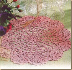 crochet patterns for doilies