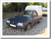 SKODA FAVORIT PICKUP