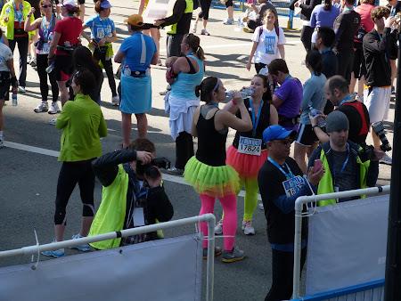 Imagini Vancouver: Maratoniste