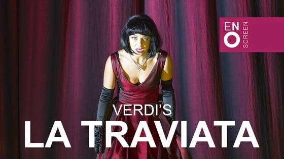 La Traviata (Verdi) English National Opera (LIVE)